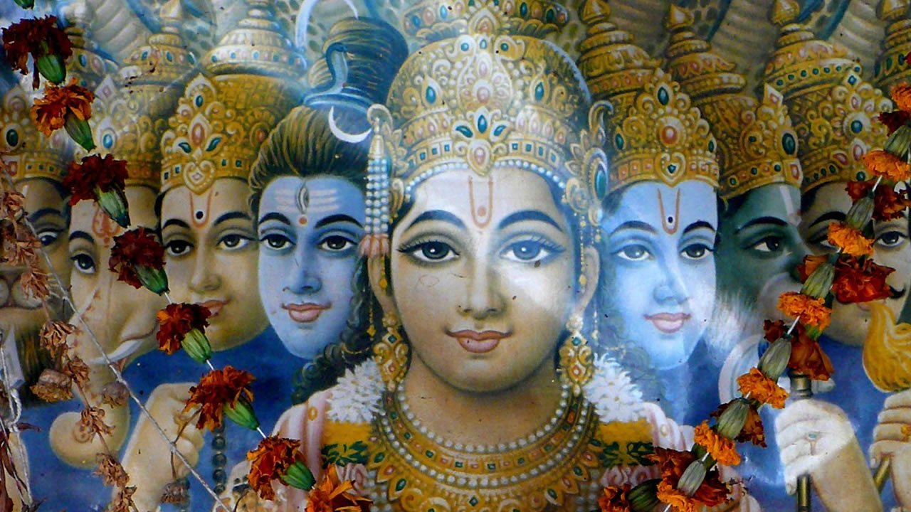 ¿Qué idioma hablaban los antiguos «dioses»?