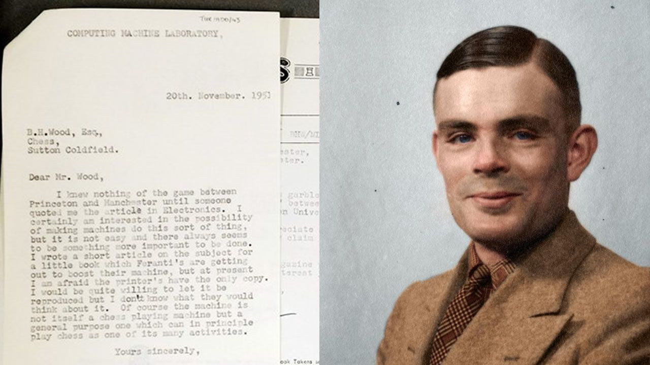 «Yo detesto América»: 148 documentos perdidos de Alan Turing son encontrados accidentalmente