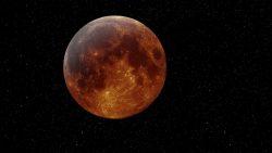 Eclipse Lunar: La Luna se teñirá de rojo este Lunes