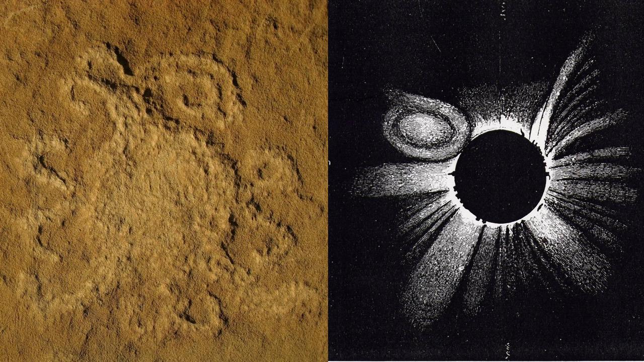 Petroglifo descubierto en EE.UU. representaría un eclipse solar total visto hace 1000 años