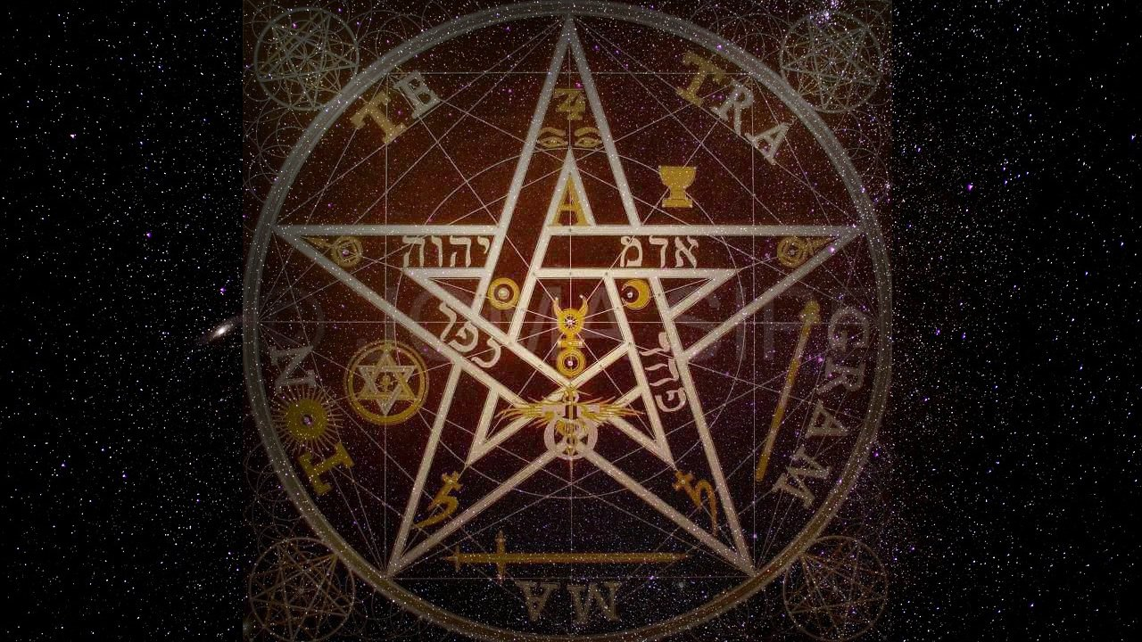 El Significado de la Estrella de cinco puntas