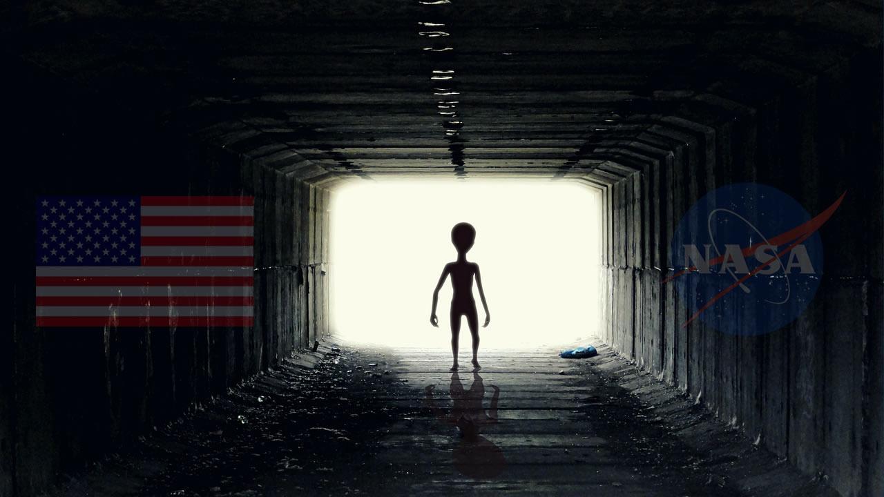 ¿Extraterrestres infiltrados trabajando dentro del Gobierno de EE.UU. y la NASA?