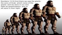 ¿El Vaticano nos oculta la verdad acerca de los gigantes y su posible retorno?