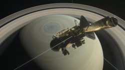 Cassini rumbo a su «Grand Finale» en Saturno con imponentes imágenes de la luna Titán