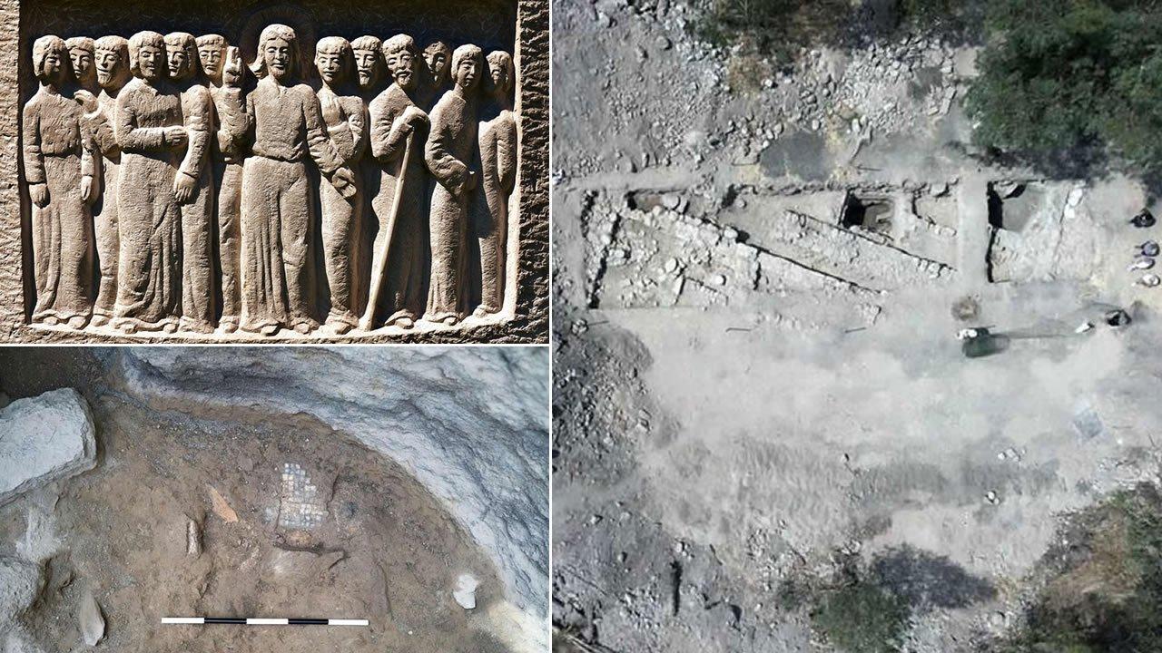 Arqueólogos descubren el «hogar» de los apóstoles de Jesucristo