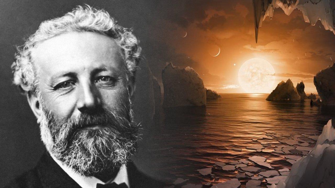 ¿Qué sabía Julio Verne sobre algunos Exoplanetas recién descubiertos?