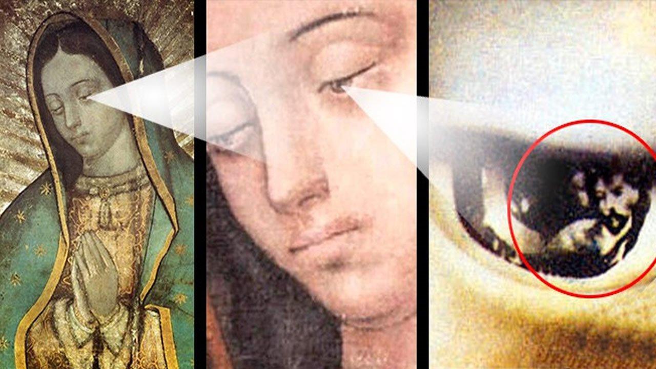 El misterio de la imagen impresa en los ojos de la Virgen de Guadalupe. Un enigma para la ciencia