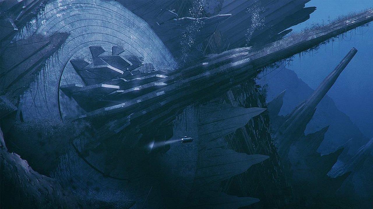Gigantesca «pared submarina» que abarcaría todo el planeta es hallada en mapas satelitales