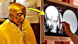 La momia budista de hace 1.000 años que conserva intactos sus huesos y cerebro