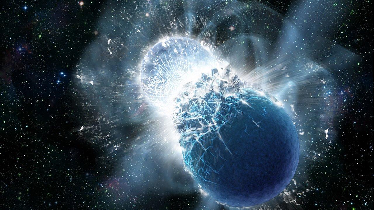 Científicos descubren un tipo completamente nuevo de perturbaciones en el espacio-tiempo