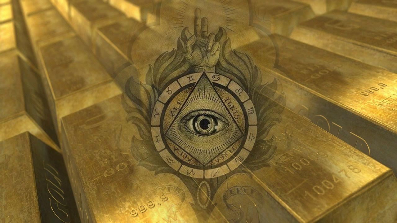 Los Illuminati y el increíble descubrimiento médico sobre el oro