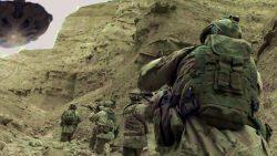Documento afirma que un OVNI convirtió en piedra a 23 soldados ucranianos