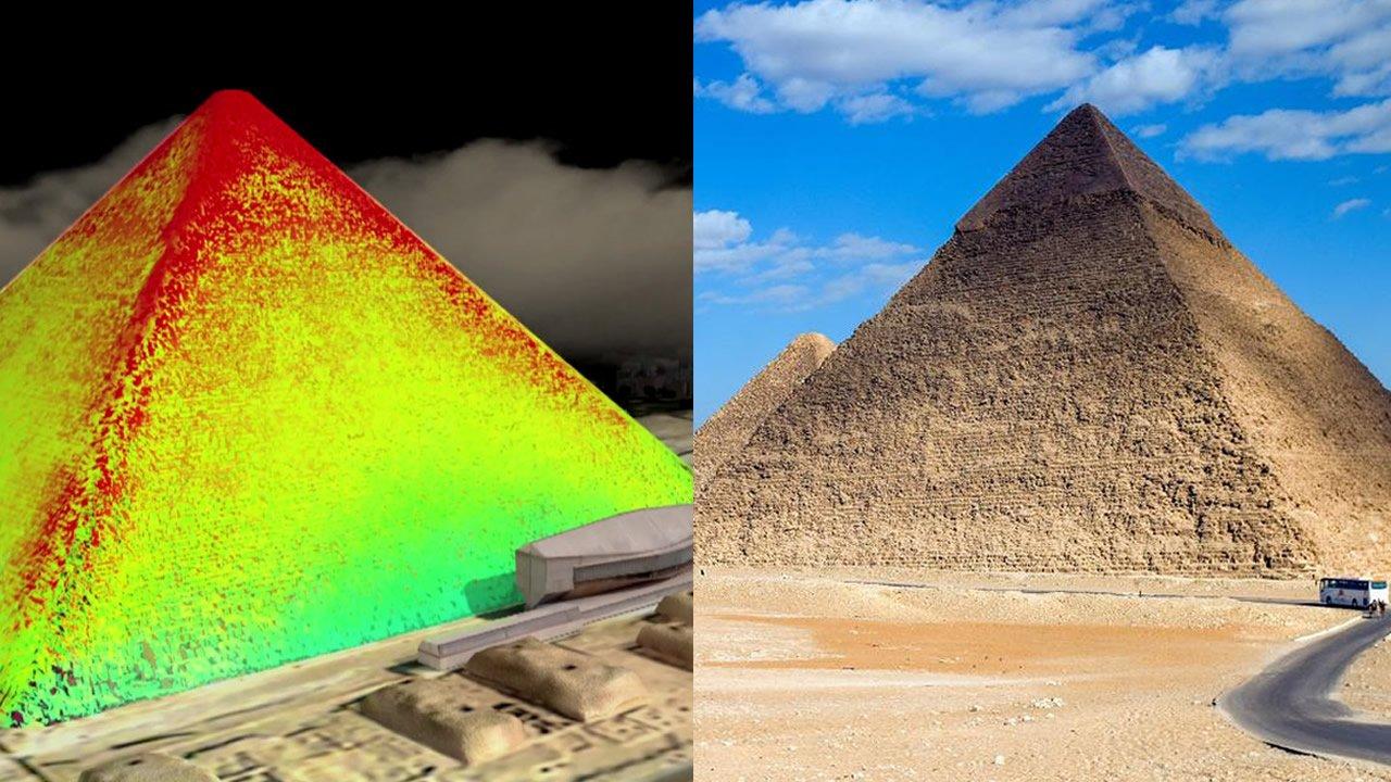 Gran Pirámide de Giza: A punto de revelar los secretos de sus cámaras ocultas