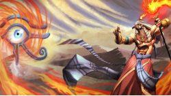 Ra: El dios extraterrestre del antiguo Egipto según manuscritos ancestrales