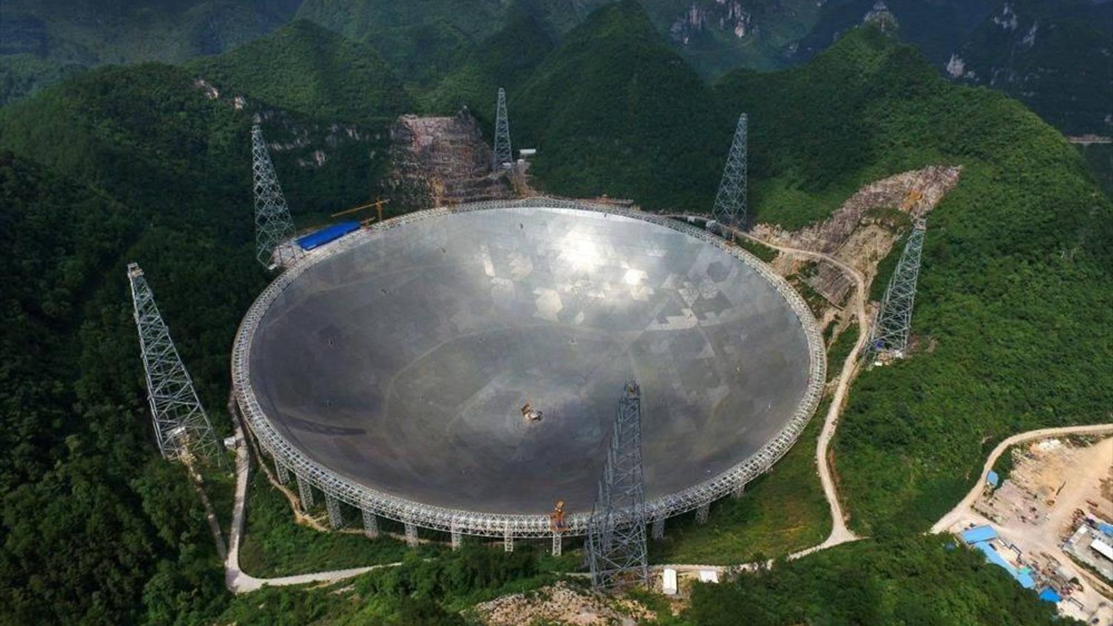 1.2 millones de dólares para dirigir el radiotelescopio más grande del mundo y buscar extraterrestres