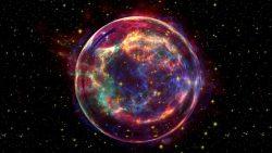 Según nuevo estudio: Una Supernova dio origen al Sistema Solar