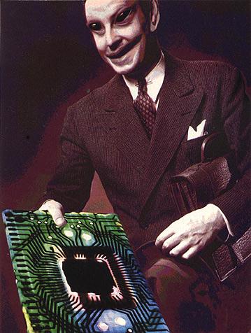 El transistor no sería el único avance tecnológico inspirado en la tecnología de los Ovnis.