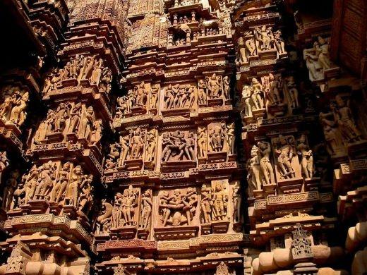 Templo antiguo de Kailasa