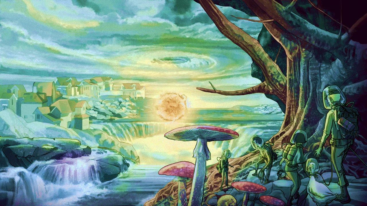 ¿Existe una civilización pérdida y otro Sol en el interior de la Tierra?