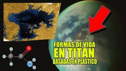 Algo muy raro se esconde en Titán, la luna de Saturno