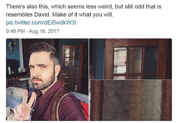 Adam ha cautivado a los usuarios de Twitter con su fantasmagórica historia