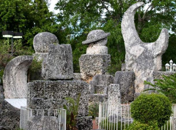 Edward Leedskalnin creó de forma solitaria el magnífico «Coral Castle»