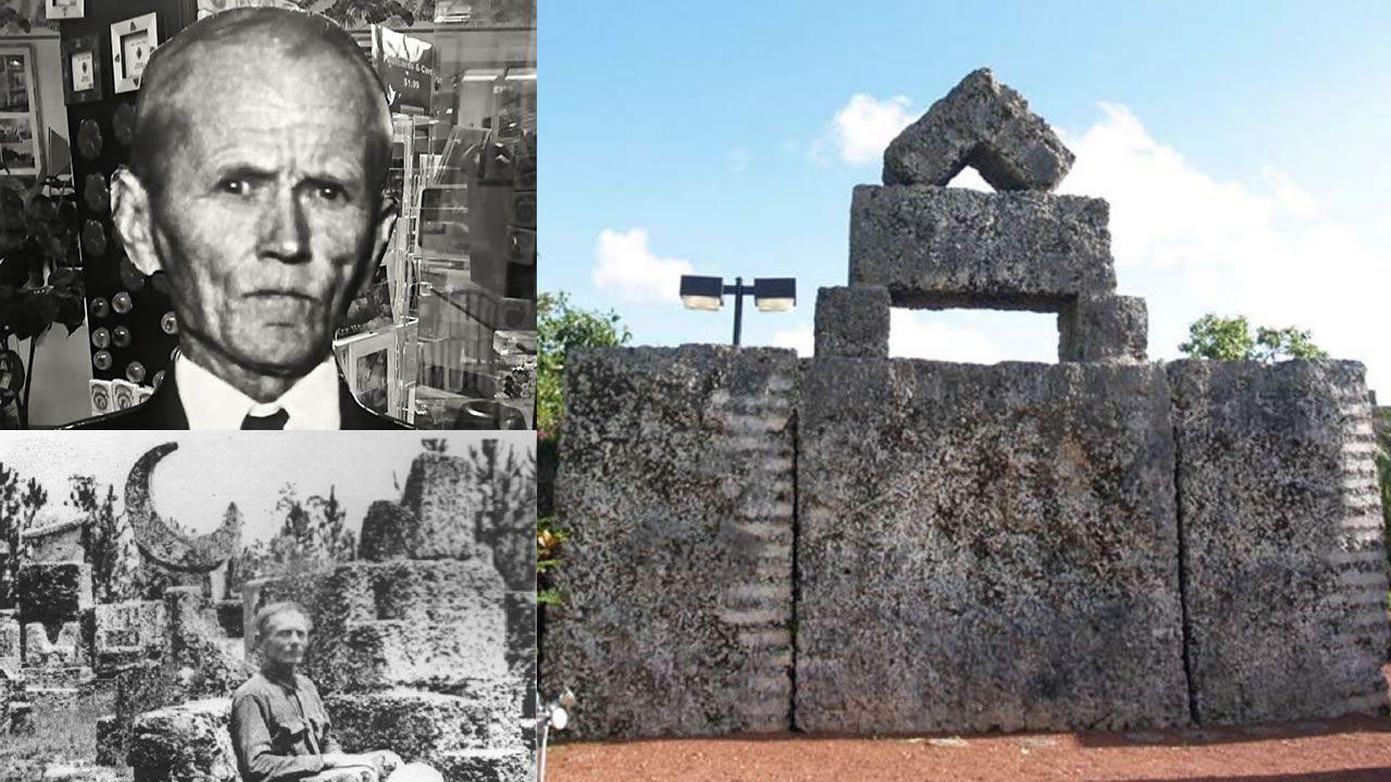 Superando la gravedad: El Enigma de «Coral Castle»
