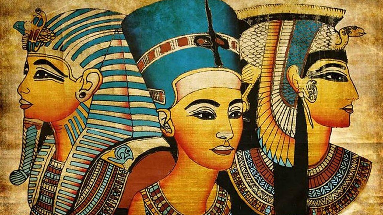 Nitocris: ¿El último faraón de la sexta dinastía fue una mujer?