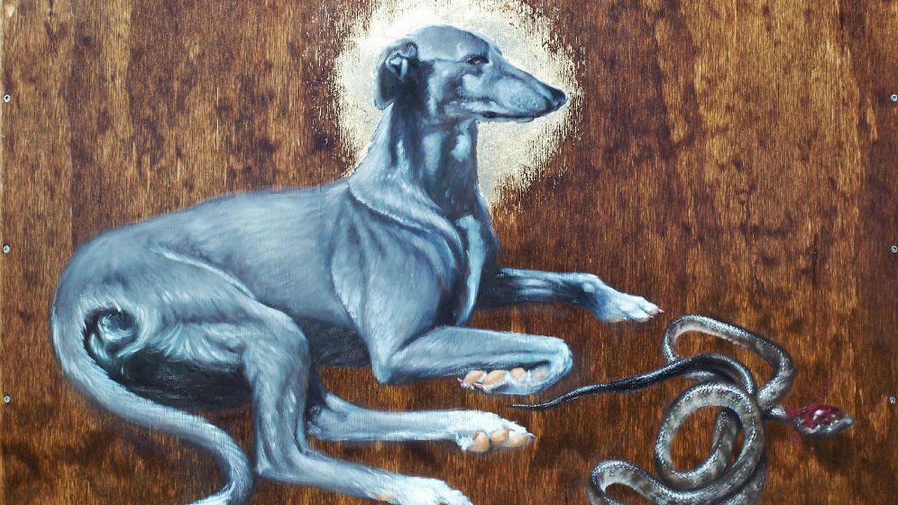 Un canino santo y mártir: La historia del valiente perro de San Roque
