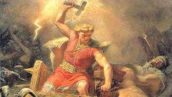 El poderoso Thor: Dios del trueno y de la guerra