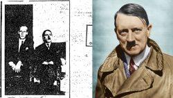 Documentos y Fotos de la CIA «prueban» Hitler vivió después de la Segunda Guerra Mundial