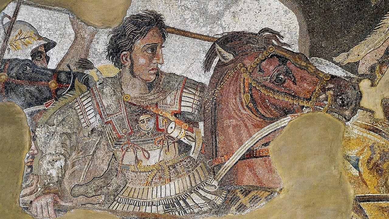 Ciudad perdida de Alejandro Magno encontrada luego de 2.000 años
