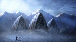 Documentos de la CIA: Tres Ovnis sobrevolaron bases militares en la Antártida