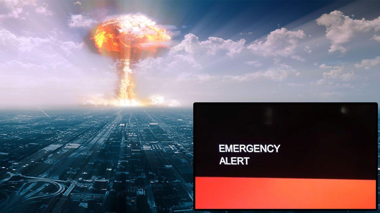 Apocalíptico mensaje interrumpe los televisores de California
