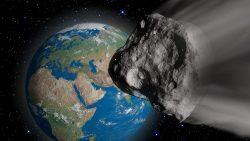 Revelan plan que podría salvar a la Tierra de impactos de asteroides