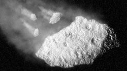 Asteroide Florence reveló sus dos lunas tras su paso por la Tierra