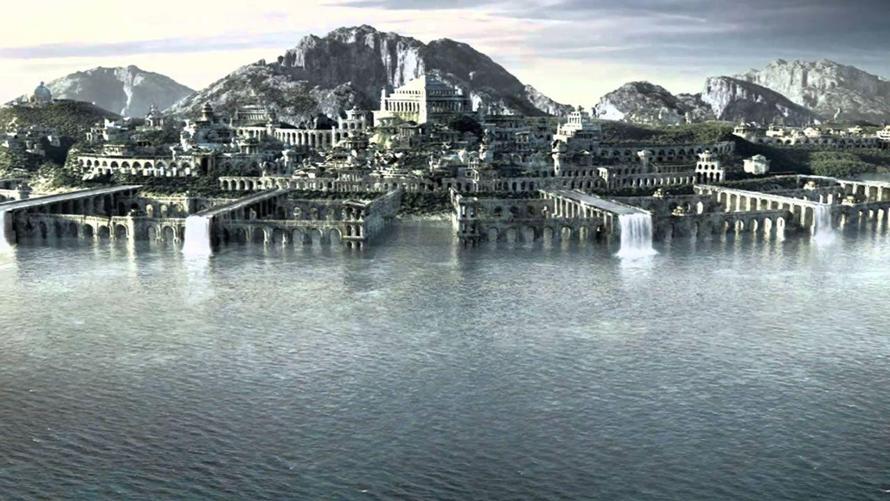 Científico ruso dice haber descubierto la misteriosa Atlántida