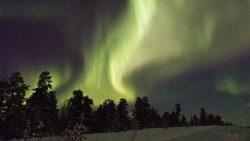 Una aurora fantasmal podría ser visible en el norte de EE.UU. este miércoles por la noche