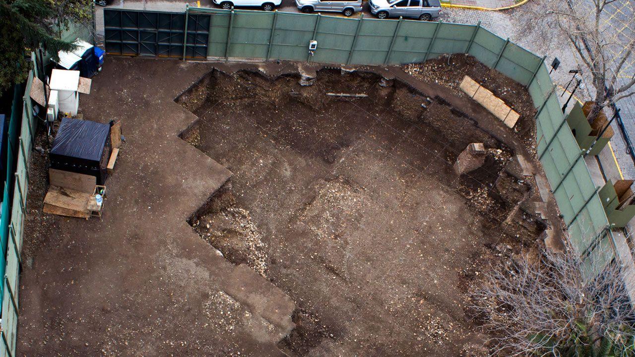 Encuentran cementerio precolombino en Chile mientras realizaban obras del Metro