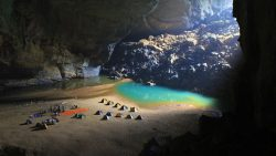 Cueva subterránea en Vietnam: Un portal oculto a un «nuevo mundo»