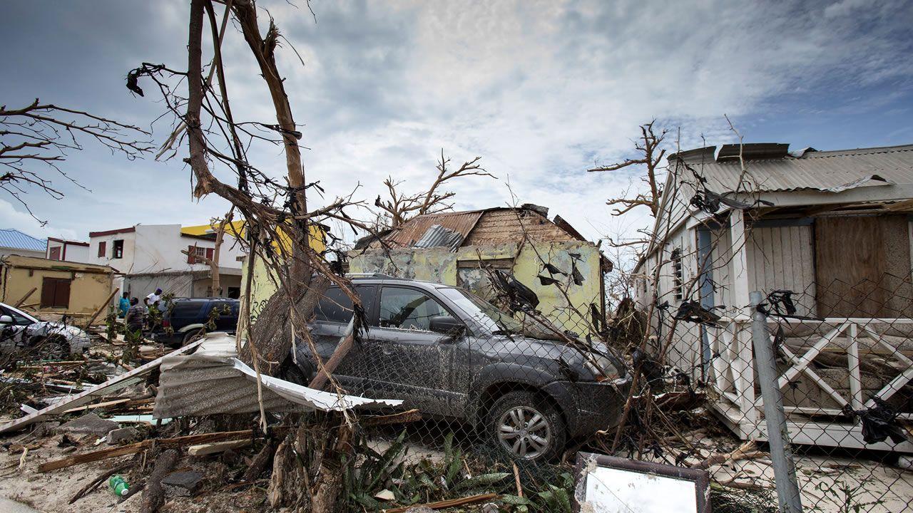Dominica ha sido devastada por el huracán María «Se ha perdido todo lo que podía perderse»