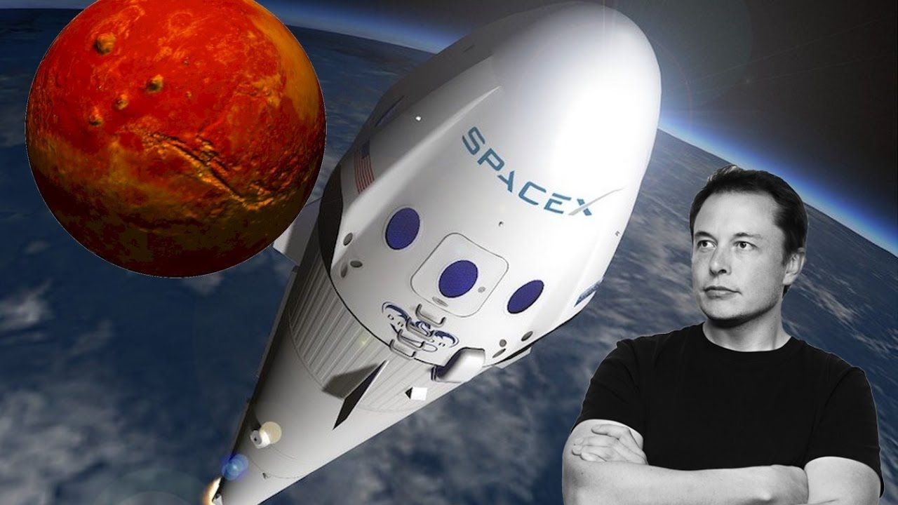 Elon Musk: «Viajaremos a Marte en el año 2022»
