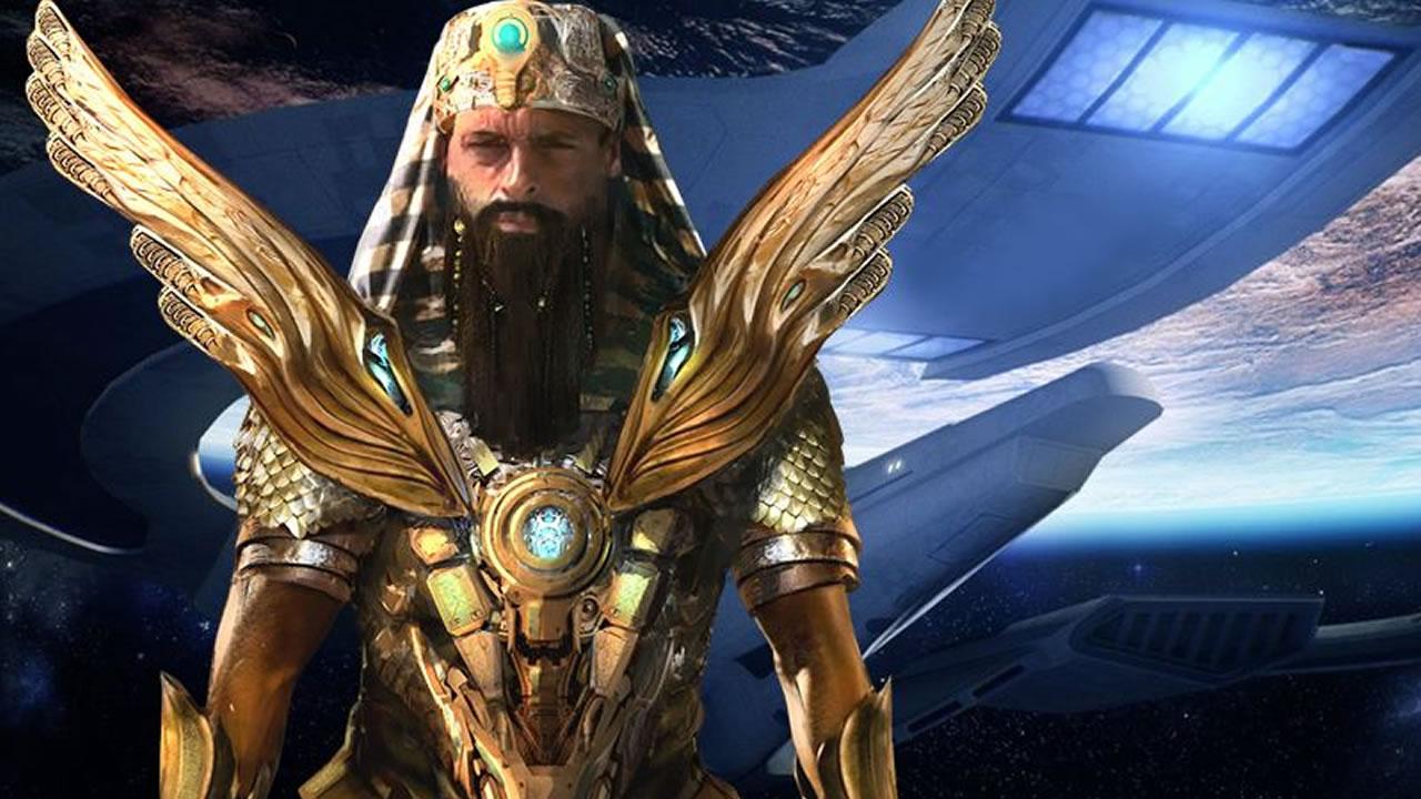 Los secretos de «Enki», el creador de la civilización humana
