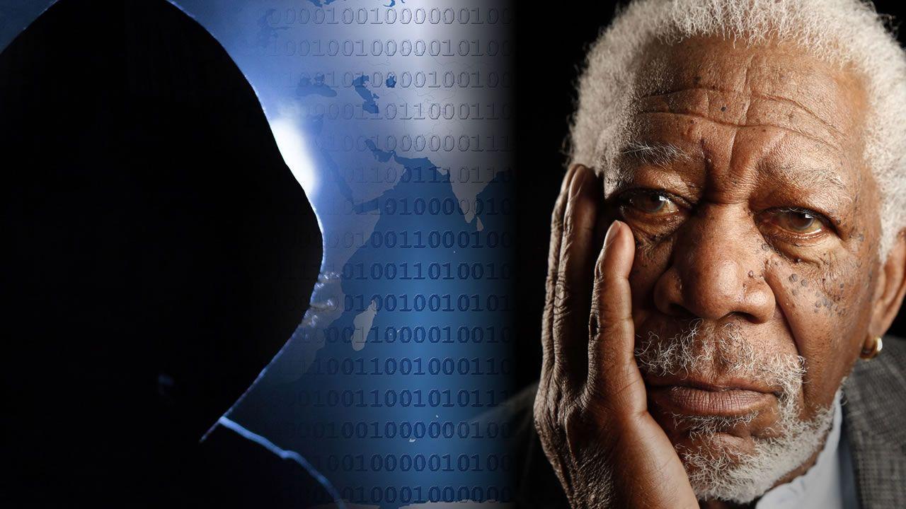 Morgan Freeman dice: «Estamos en guerra» e insta a investigar las elecciones de EE.UU.
