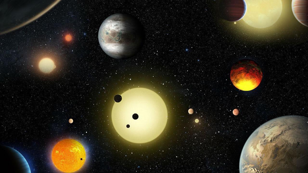 Descubren tres supertierras en zona habitable a 98 años luz
