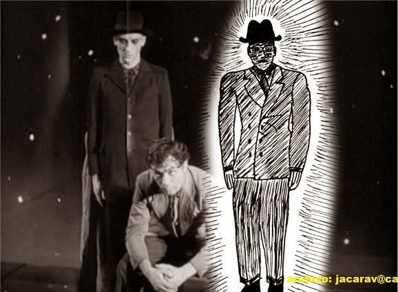 Las similitudes entre los hombres de negro representados en la ficción y según los relatos de Bender son sorprendentes