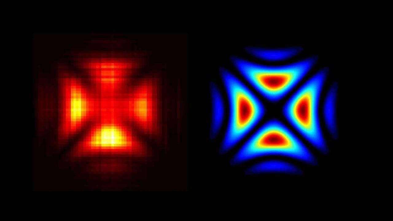¿La forma del Universo ha sido encontrada? Es similar a una cruz solar
