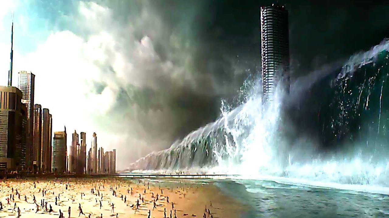 Geo-Tormenta: La Tierra es destruida en esta nueva película