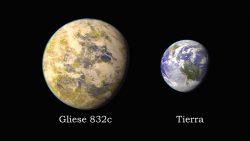 Un potencial planeta habitable a 16 años luz de la Tierra