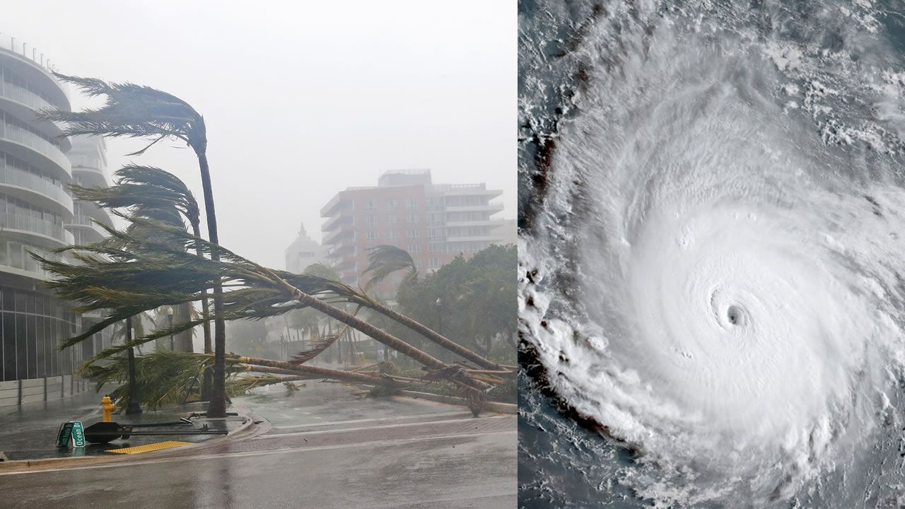 Trump declara el estado de «Gran Desastre Natural» en Florida